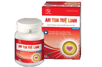An tim Tuệ Linh