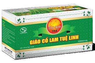 Trà Giảo cổ lam Tuệ Linh