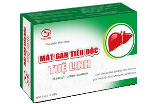 Mát gan tiêu độc Tuệ Linh